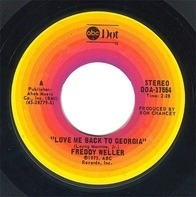 Freddy Weller - Love Me Back To Georgia