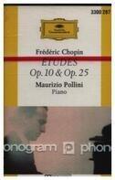 Frédéric Chopin - Etudes OP. 10 & OP. 25