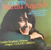 Chopin - Konzert Für Klavier Und Orchester Nr. 1 (Martha Argerich, Abbado)