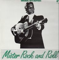 Fred Netherton, Ralph Collier, The Harmony Brothers - Mister Rock And Roll