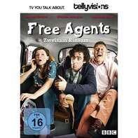 Free Agents - Free Agents - Zweisam Einsam (Die komplette Serie)