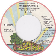 Free - Wishing Well / Let Me Show You