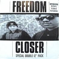 Freedom - Closer