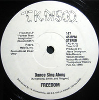 Freedom - Dance Sing Along