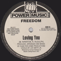 Freedom - Loving You