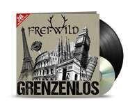 Frei.Wild - Grenzenlos (jva-Jubiläums Vinyl Auflage)
