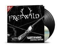 Frei.Wild - Hart Am Wind (jva-Jubiläums Vinyl Auflage)
