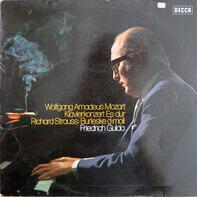 Friedrich Gulda - Wolfgang Amadeus Mozart Klavierkonzert Es-dur, Richard Strauss: Burleske D-moll