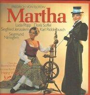 Friedrich von Flotow/Das Münchner Rundfunkorchester, H. Wallberg, L. Popp, P. Lika a.o. - Martha