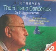 Friedrich Gulda / Beethoven - The 5 piano concertos