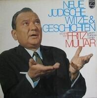 Fritz Muliar - Neue Jüdische Witze Und Geschichten, Erzählt Von Fritz Muliar Live Im Europa-Center, Berlin