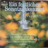 Fritz Wunderlich - Ein Festliches Sonntagskonzert 6. Folge
