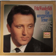 Fritz Wunderlich - Ein Unvergessener Tenor