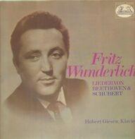 Fritz Wunderlich - Lieder von Beethoven & Schubert, Hubert Giesen, Klavier
