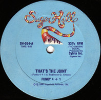 Funky 4 + 1 - That's the Joint