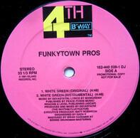 Funkytown Pros - white green