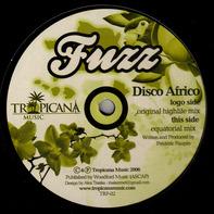 Fuzz, Mr. Fuzz - Disco Africo