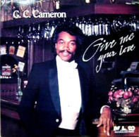 G.C. Cameron - Give Me Your Love