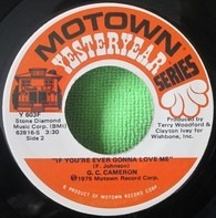 G.C. Cameron - It's So Hard To Say Goodbye To Yesterday