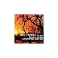 Gustav Mahler , Bernard Haitink , Concertgebouworkest - Symphony No. 2