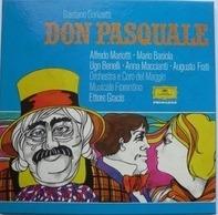 Donizetti - Don Pasquale (Alfredo Mariotti, Ettore Gracis)