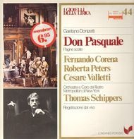 Gaetano Donizetti - Don Pasquale ,, Fernando Corena, Thomas Schippers