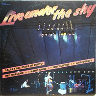 Galaxy All-Stars In Tokyo , Red Garland , Hank Jones , Roy Haynes - Live under the sky