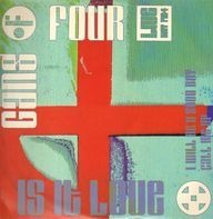Gang Of Four - Is It Love - Live May 1984