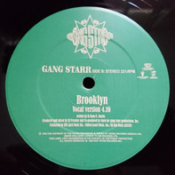 Gang Starr - Dough In Advance / Brooklyn