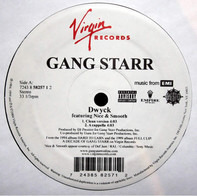 Gang Starr featuring Nice & Smooth - DWYCK