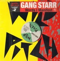 Gang Starr - Words I Manifest