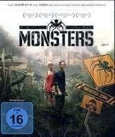 Gareth Edwards - Monsters (Blu-ray)
