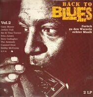 Gary Moore, Jethro Tull a.o. - Back To Blues Vol. 2