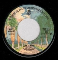 Gary Wright - Love Is Alive / Much Higher