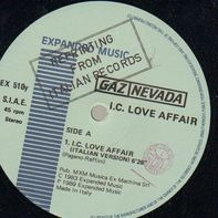 Gaznevada - I.C. Love Affair