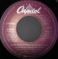 Gene Dunlap Featuring Philippe Wynne - Something Inside My Head