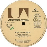 Gene Farrow With G.F. Band - Move Your Body