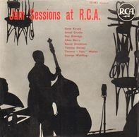 Gene Krupa , Various - Jam Sessions At R.C.A.