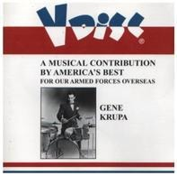 Gene Krupa - A Musical Contribution By America's Best For Our Armed Forces Overseas