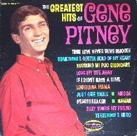 Gene Pitney - The Greatest Hits Of Gene Pitney