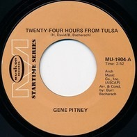 Gene Pitney - Twenty-Four Hours From Tulsa / Mecca