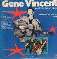 Gene Vincent & His Blue Caps - The Bop That Just Won't Stop (1956)