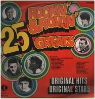 Gene Vincent, Bill Haley, Everly Brothers, a.o. - 25 Rockin' & Rollin' Greats