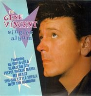 Gene Vincent - The Gene Vincent Singles Album