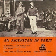 Gene Kelly And Georges Guétary - An American In Paris
