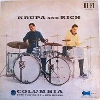 Gene Krupa And Buddy Rich - Krupa and Rich