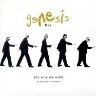 Genesis - Live / The Way We Walk (Volume One: The Shorts)