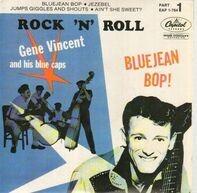 Gene Vincent & His Blue Caps - Bluejean Bop