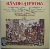 Georg Friedrich Händel - Concentus Musicus Wien , Nikolaus Harnoncourt - Jephtha