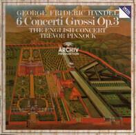 Händel - 6 Concerti Grossi Op. 3 (Pinnock)